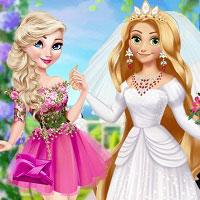Игра Невеста и свидетельница онлайн