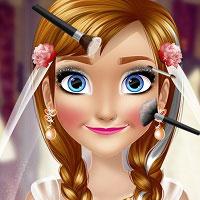 Игра Невеста Макияж онлайн