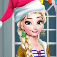 Игра Новогодний Модный Показ онлайн