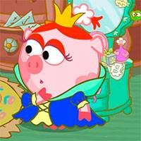 Игра Нюша принцесса онлайн
