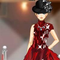 Игра Одевалка: Готический стиль онлайн