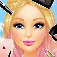 Игра Одевалка Барби онлайн