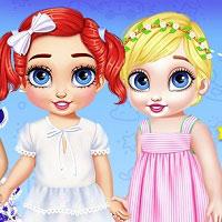 Игра Одевалка: Детская одежда онлайн