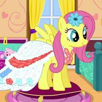 Игра Одевалка Любимая Пони онлайн