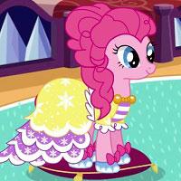 Игра Одевалка Модная Пони онлайн