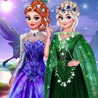 Игра Одевалка: Волшебная сказка онлайн