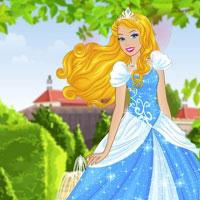 Игра Одевалки Барби принцессы онлайн