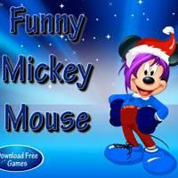 Игра Одевалки Микки Маус онлайн