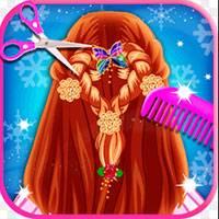 Игра Онлайн для девочек парикмахерская онлайн