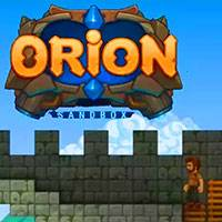 Игра Orion sandbox 1