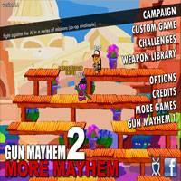 Игра Оружие на оружие 2 онлайн