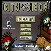 Игра Осада города онлайн