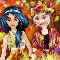 Игра Осенний фестиваль моды онлайн
