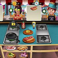 Игра Папин хот дог онлайн
