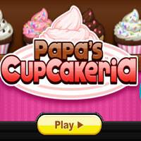 Игра Папины кексы онлайн