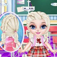 Игра Парикмахерская для детей онлайн