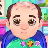 Игра Парикмахерская Джастина Бибера онлайн