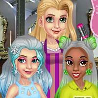 Игра Парикмахерская - салон красоты онлайн