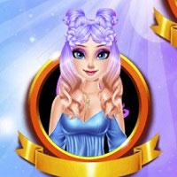 Игра Парикмахерская - Великолепная прическа онлайн