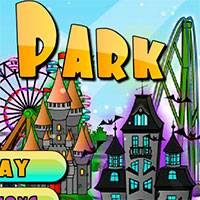 Игра Парк аттракционов онлайн