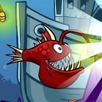 Игра Рыбки едят рыбок онлайн