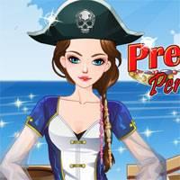Игра Мода: Пиратский Наряд онлайн