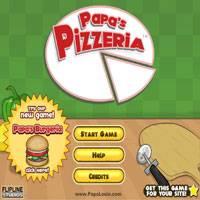Игра Пицца папы онлайн