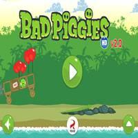 Игра Плохие свинки 2 онлайн
