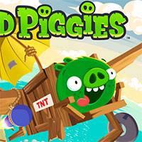 Игра Плохие свинки онлайн