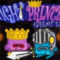 Игра Побег Принца и Принцессы онлайн