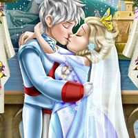 Игра Поцелуй принцессы онлайн