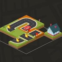 Игра Почини дорогу онлайн
