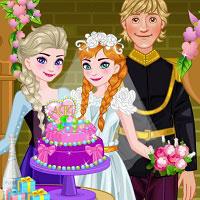 Игра Подготовка к свадьбе онлайн