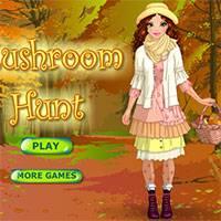 Игра Поход за грибами онлайн