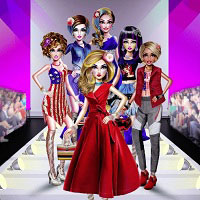 Игра Показ Мод онлайн