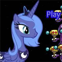 Игра Принцесса Луна онлайн