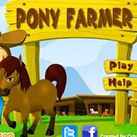 Игра Пони веселая ферма
