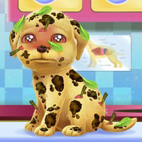 Игра Потерянный щенок онлайн
