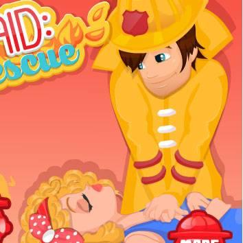 Игра Пожар для девочек 8 лет онлайн