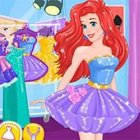 Игра Преобрази принцессу онлайн