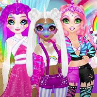 Игра Прически для девочек 8 лет онлайн