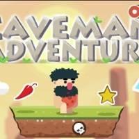 Игра Приключения пещерного человека онлайн