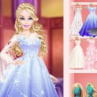 Игра Принцесса Барби онлайн