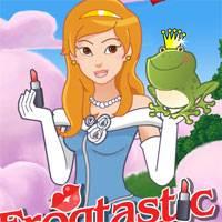 Игра Принцесса и Лягушка онлайн