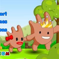 Игра Принцесса и Принц онлайн