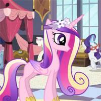 Игра Принцесса Каденс онлайн