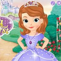 Игра Принцесса София онлайн