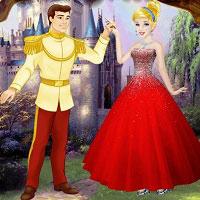 Игра Принцесса Золушка онлайн