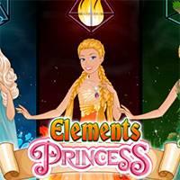 Игра Принцессы элементов онлайн