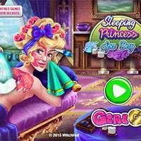 Игра Принцесса Аврора онлайн